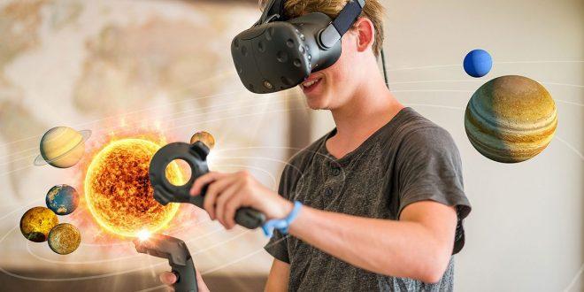 Ce legatura exista intre VR si educatie?