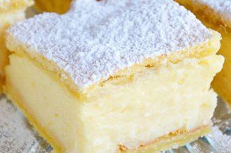 Ce ingrediente sunt necesare pentru cremsnit cu crema de vanilie?