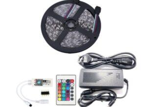 Ce controler led poti folosi si pentru ce tip de benzi led?
